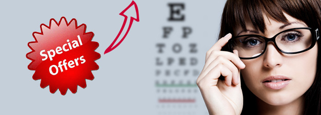 Mississauga Optician Special Offers