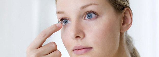 Mississauga Optician Contact Lens Service